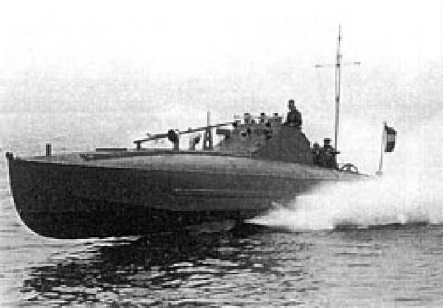 Die Schnellboot Seite S Boote Kriegsmarine Typen